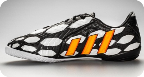 adidas absolado instinct hitam putih